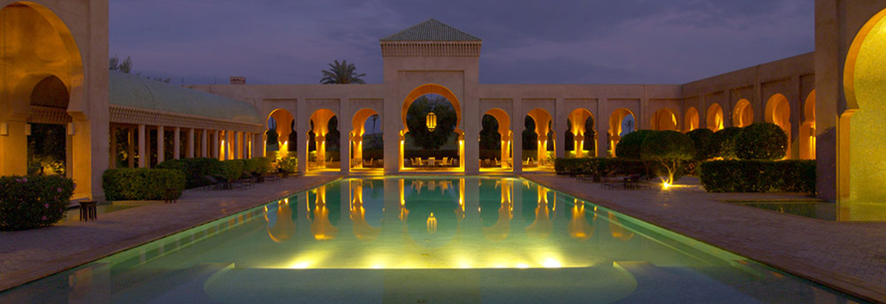 location riad luxe marrakech